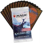 Stolní hra Karetní hra Magic: The Gathering Kaldheim - Set Booster (20 karet)