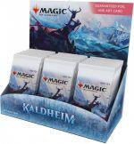 Hračka Karetní hra Magic: The Gathering Kaldheim - Set Booster Box (30 Boosterů)