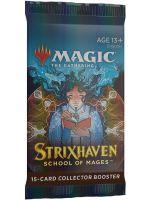Hračka Karetní hra Magic: The Gathering Strixhaven - Collector Booster (15 karet)