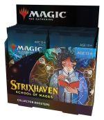 Hračka Karetní hra Magic: The Gathering Strixhaven - Collector Booster Box (12 boosterů)