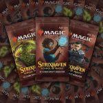 Hračka Karetní hra Magic: The Gathering Strixhaven - Draft Booster (15 karet)