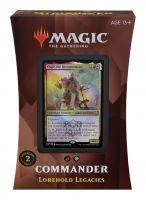 Hračka Karetní hra Magic: The Gathering Strixhaven - Lorehold Legacies (Commander Deck)