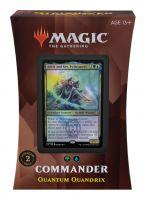 Stolová hra Kartová hra Magic: The Gathering Strixhaven - Quantum Quandrix (Commander Deck)