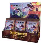Hračka Karetní hra Magic: The Gathering Strixhaven - Set Booster Box (30 boosterů)