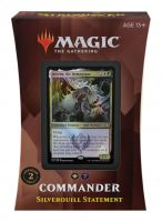 Hračka Karetní hra Magic: The Gathering Strixhaven - Silverquill Statement (Commander Deck)