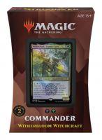 Stolová hra Kartová hra Magic: The Gathering Strixhaven - Witherbloom Witchcraft (Commander Deck)