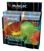 Hračka Karetní hra Magic: The Gathering Zendikar Rising - Collector Booster Box (12 Boosterů)