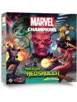 Hračka Karetní hra Marvel Champions - Vzestup Red Skulla