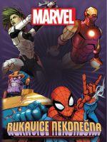Stolní hra Karetní hra Marvel: Rukavice nekonečna
