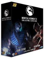 Hračka Karetní hra Mortal Kombat X CCG - 2-Player Turbo Box