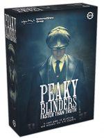 Hračka Karetní hra Peaky Blinders: Faster Than Truth