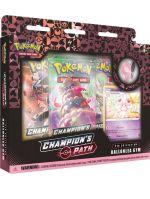 Hračka Karetní hra Pokémon TCG: Champion's Path - Pin Collection (Ballonlea Gym)