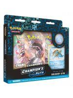 Stolní hra Karetní hra Pokémon TCG: Champion's Path - Pin Collection (Hulbury Gym)