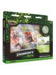 Stolní hra Karetní hra Pokémon TCG: Champion's Path - Pin Collection (Turfield Gym)