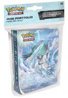 Kartová hra Pokémon TCG: Sword and Shield Chilling Reign - Mini Album + booster (10 karet) (STHRY)