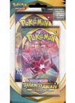Karetní hra Pokémon TCG: Sword and Shield Darkness Ablaze (10 karet) + 10 karet zdarma
