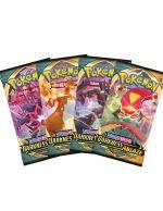 Stolní hra Karetní hra Pokémon TCG: Sword and Shield Darkness Ablaze (10 karet)