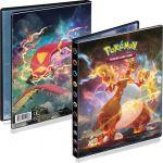 Stolní hra Karetní hra Pokémon TCG: Sword and Shield Darkness Ablaze - A5 Album (80 karet)