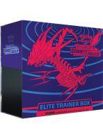 Stolní hra Karetní hra Pokémon TCG: Sword and Shield Darkness Ablaze - Elite Trainer Box