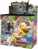 Hračka Karetní hra Pokémon TCG: Sword and Shield Vivid Voltage - Booster Box (36 boosterů)