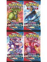 Hračka Karetní hra Pokémon TCG: Sword & Shield Battle Styles - booster (10 karet)