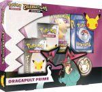 Hračka Karetní hra Pokémon TCG: Sword & Shield Celebrations - Dragapult Prime Collection