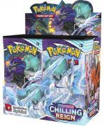 Kartová hra Pokémon TCG: Sword & Shield Chilling Reign - booster box (36 boosterů) (STHRY)