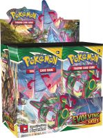 Kartová hra Pokémon TCG: Sword & Shield Evolving Skies - booster box (36 boosterov) (STHRY)