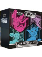 Kartová hra Pokémon TCG: Sword & Shield Evolving Skies - Elite Trainer Box (v2) (STHRY)