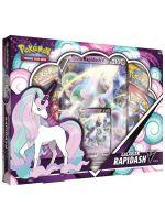 Kartová hra Pokémon TCG: Sword & Shield - Galarian Rapidash V Box (STHRY)