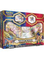 Stolní hra Karetní hra Pokémon TCG - True Steel Premium Collection (Zacian)