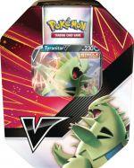 Kartová hra Pokémon TCG - V Strikers Tin - Tyranitar V (STHRY)