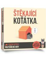Kartová hra Výbušná koťátka - Šťěkající koťátka (rozšírenie) (STHRY)