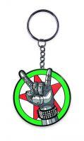 Kľúčenka Cyberpunk 2077 - Silverhand Emblem (HRY)