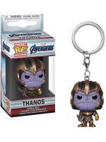 Kľúčenka Avengers: Endgame - Thanos (Funko) (HRY)