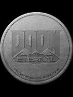 Kľúčenka Doom: Eternal - Logo (HRY)