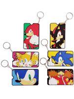 Kľúčenka Sonic the Hedgehog - Gacha Bag Tags (náhodný výber) (HRY)