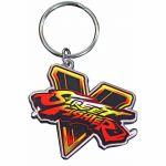 Hračka Klíčenka Street Fighter V: Emblem