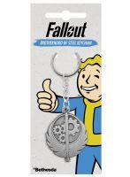 Hračka Klíčenka Fallout 4 - Brotherhood of Steel