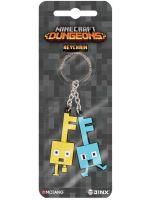Hračka Klíčenka Minecraft Dungeons - Keys