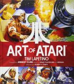 Kniha Art of Atari