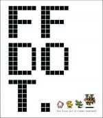 Kniha FF DOT: The Pixel Art of Final Fantasy (KNIHY)