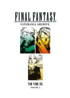 Kniha Final Fantasy Art Book Ultimania Archive Volume 2