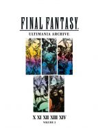 Kniha Final Fantasy Art Book Ultimania Archive Volume 3