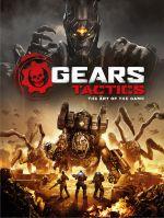 Kniha Kniha Gears Tactics - The Art of the Game