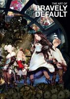 Kniha Kniha The Art of Bravely Default