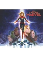 Kniha The Art of Captain Marvel (film) (KNIHY)