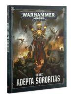 Kniha W40k: Codex: Adepta Sororitas (KNIHY)