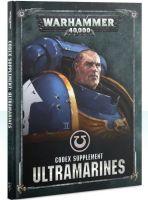 Kniha W40k: Codex: Ultramarines (2019) (KNIHY)