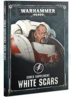 Kniha W40k: Codex: White Scars (2019) (KNIHY)